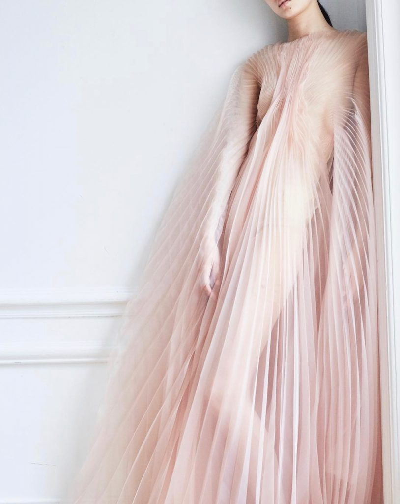 Pink Dress, Iris van Herpen.