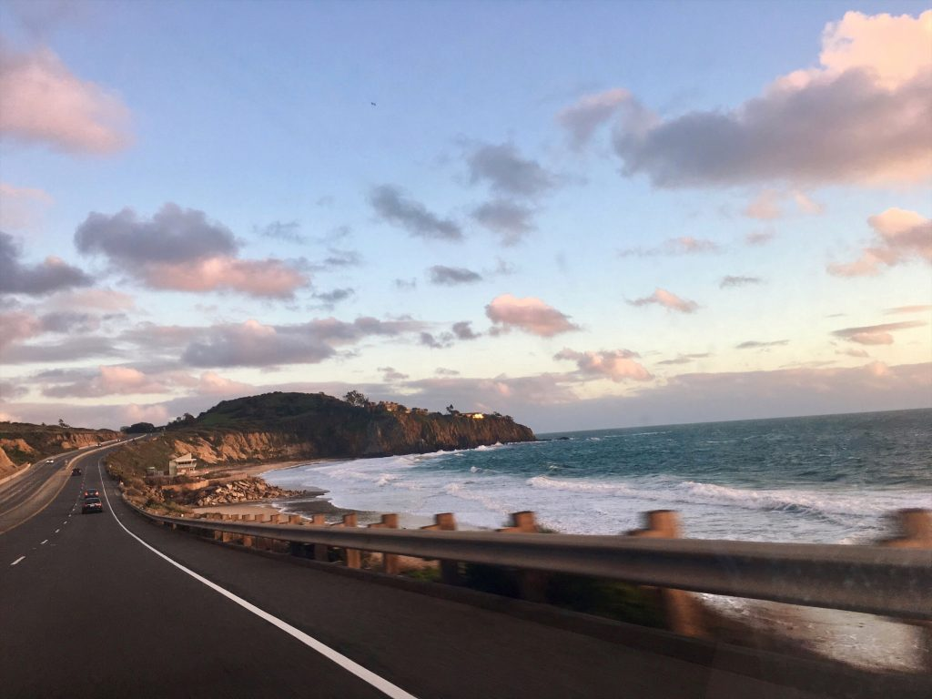 Laguna Beach, Pacific Coast Highway, Route 101