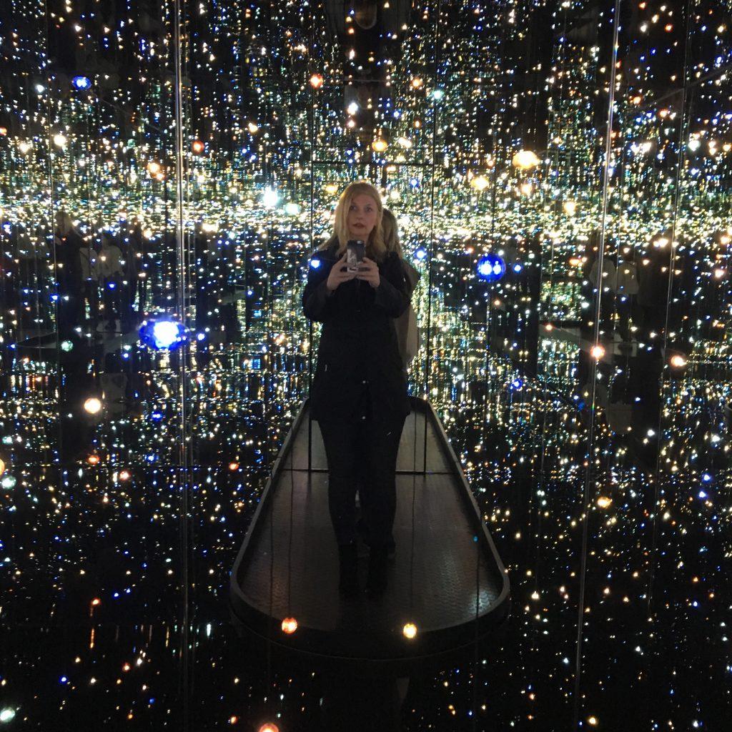 Infinity Room, Yayoi Kusama