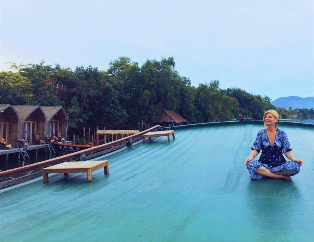 Cambodia Boat Ride Kampot