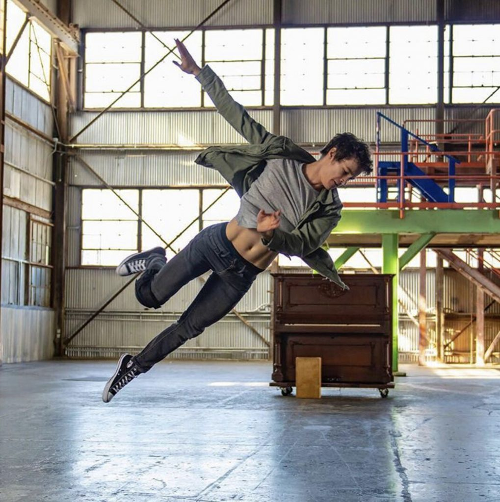 Kyle Allen choreographed by Hale-Christofi