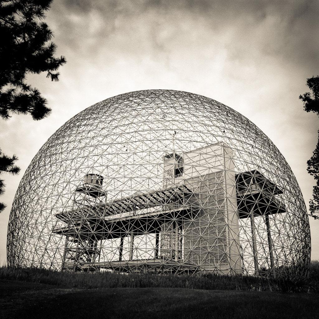 Biosphere structure.