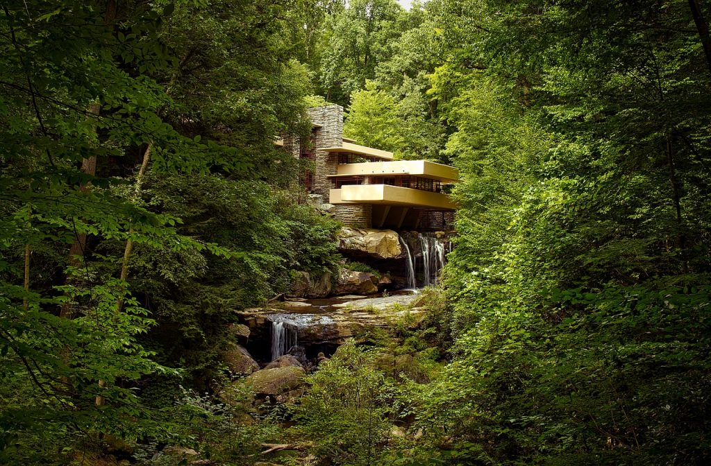 Fallingwater Architecture