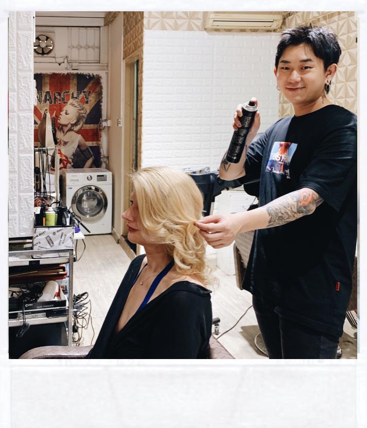 Singapore Hairstyle
