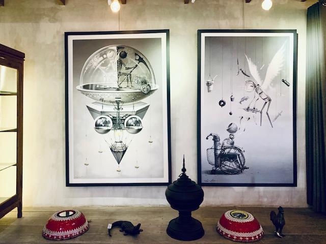 Lukeman Fauzi at Nyaman Gallery, Bali