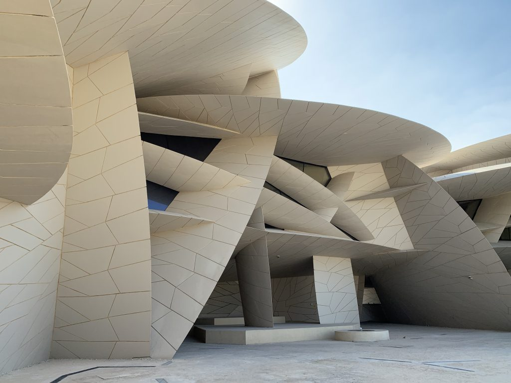 Jean Nouvel Architecture in Qatar