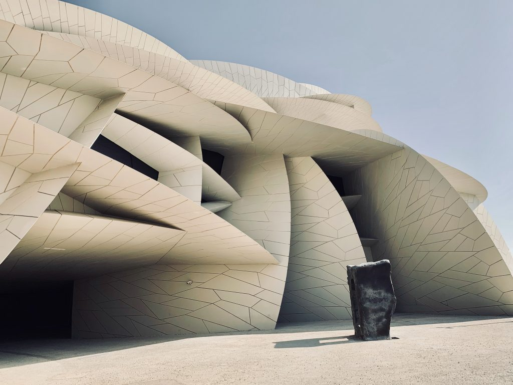 Jean Nouvel Desert Rose - The Year 2020 Top Post
