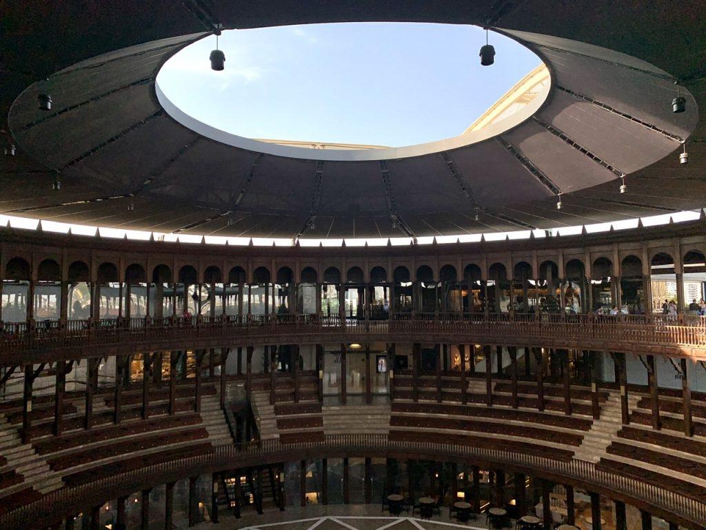 Theatre Circus in Colombia,  La Serrezuela.