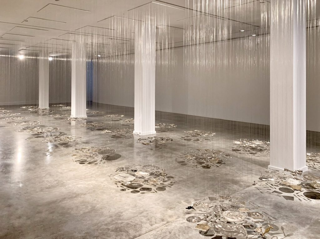 Cornelia Parker, Thirty Pieces of Silver