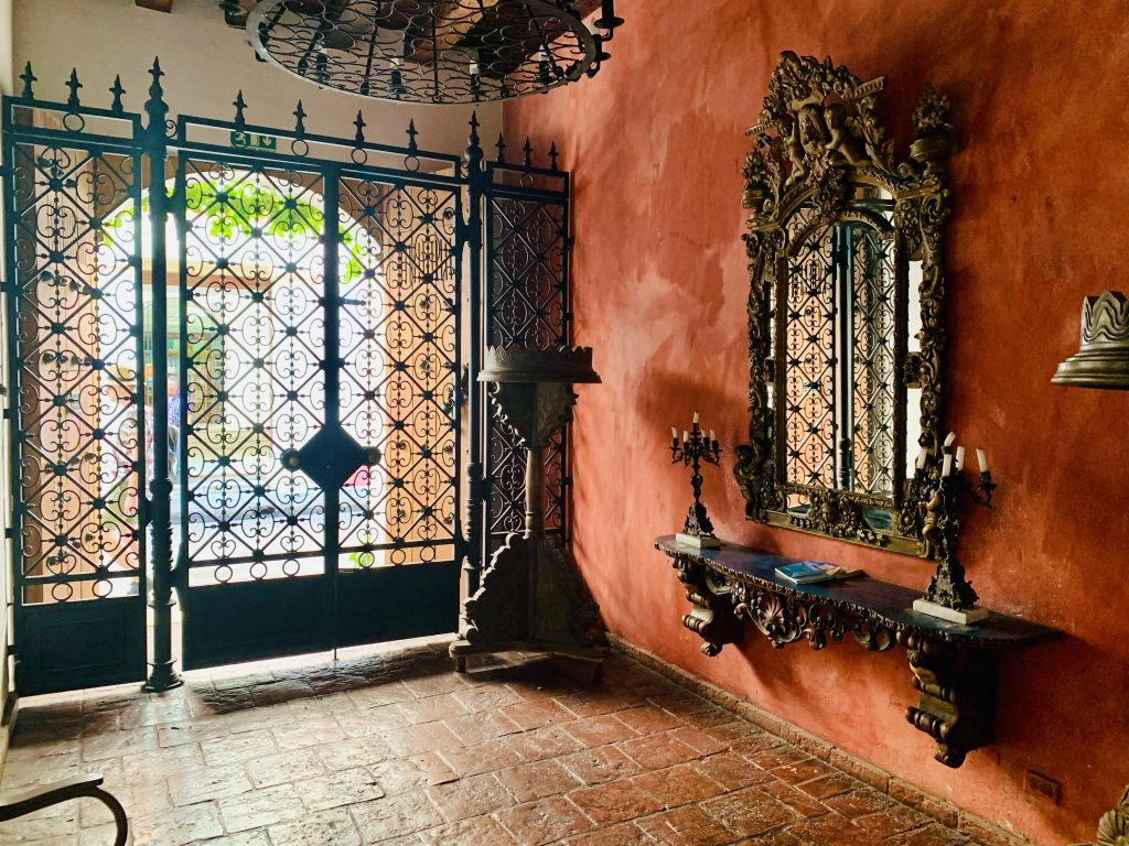 Cartagena beautiful decorative interiors