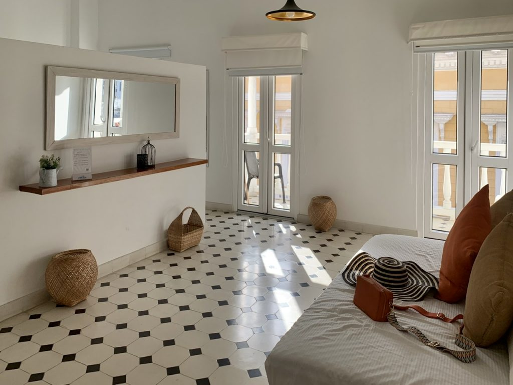 Airbnb in Cartagena