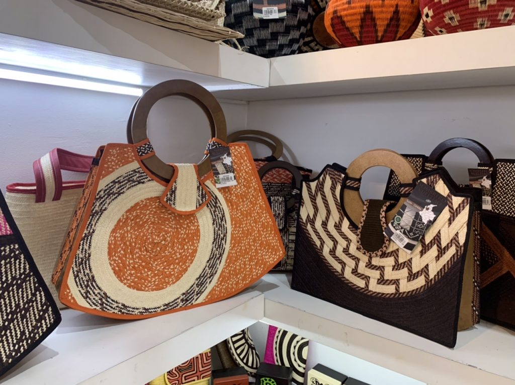 Colombian design - lovely purses