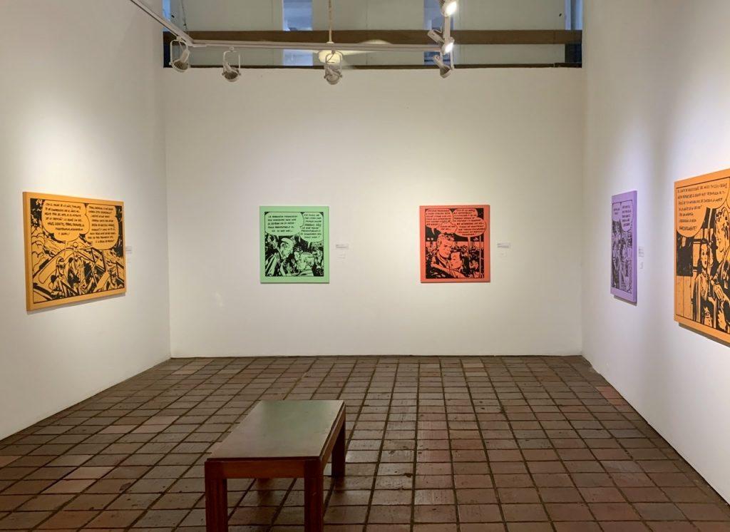 Museo de Arte Moderno Colombia