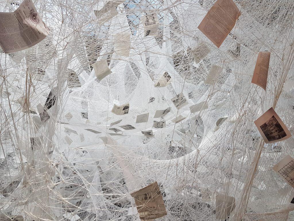Chiharu Shiota - Beyond Memory
