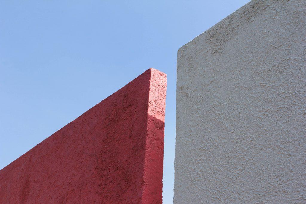 Luis Barragán- architecture detail