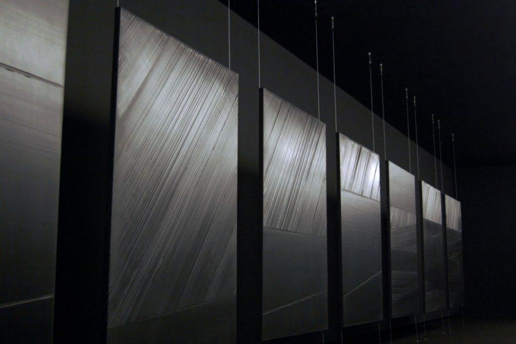 L'oeuvre au noir - Musee Soulages de Rodez