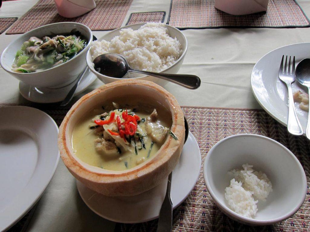 Cambodia - Fish Amok