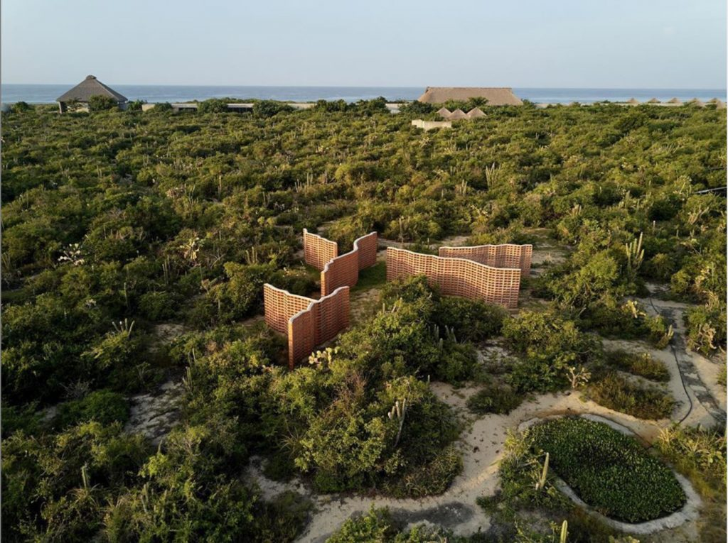 Uma Boa Ordem Pavilion by Lucia Koch and Héctor Zamora