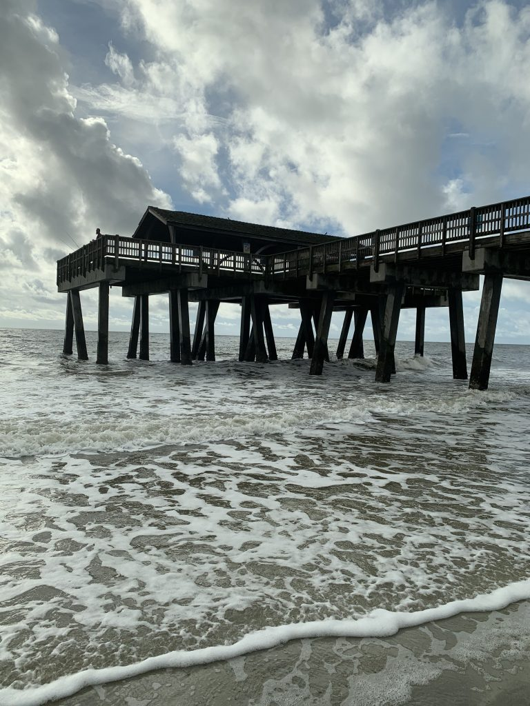 Tybee pier and pavilion