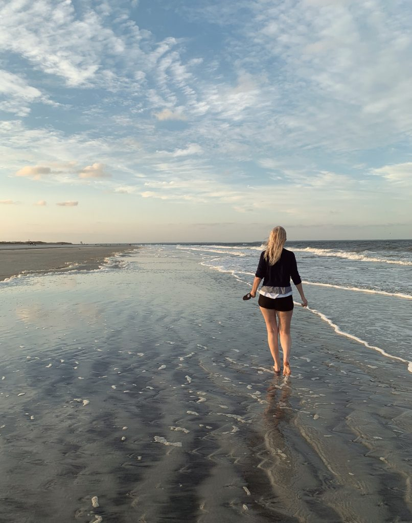 Beach Walk Tybee