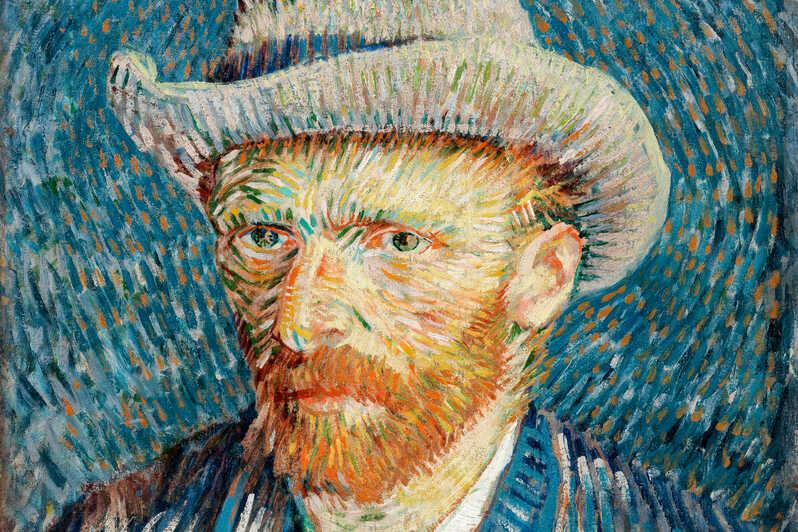 Van Gogh Museum  - Vincent Van Gogh Self Portrait