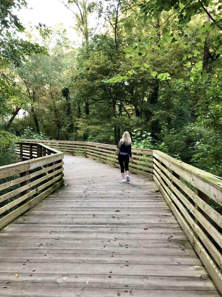 Decatur walks