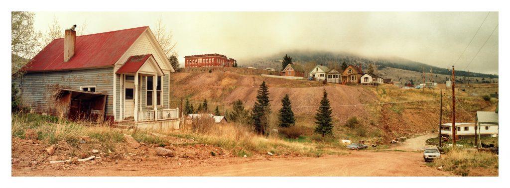 Victor, Colorado by Horst Hamann, copyright.