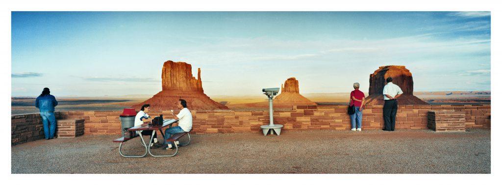 Monument Valley, Utah by Horst Hamann, copyright.