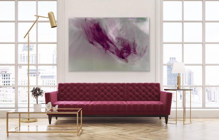Bojana Ginn Art in a room 1