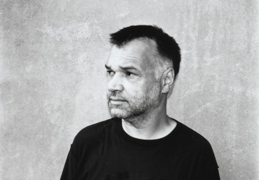 Portrait Horst Hamann.