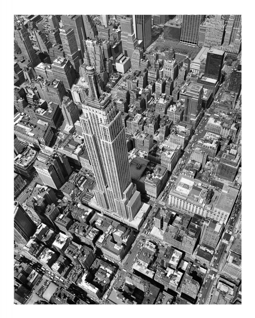 New York by Horst Hamann, copyright.