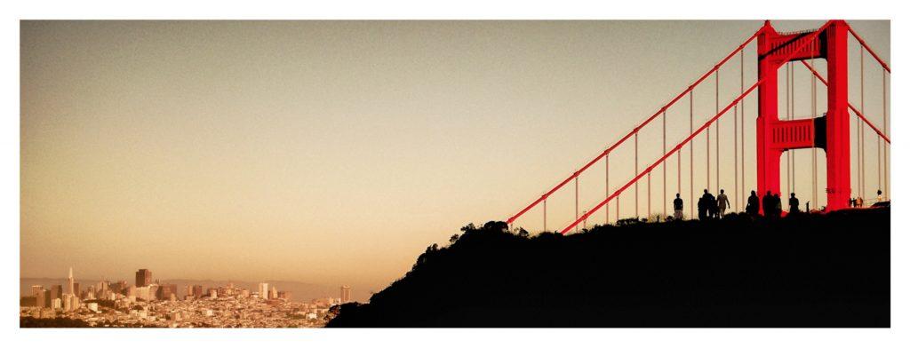 San Francisco, California by Horst Hamann, copyright.