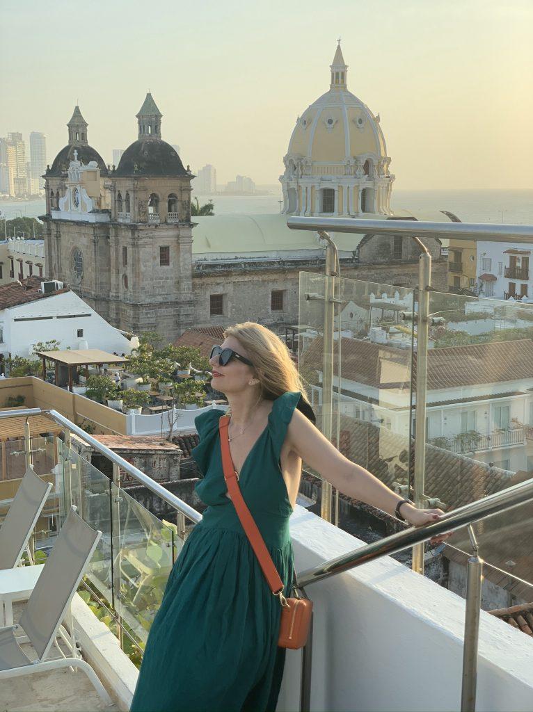 The Year 2020 - Tijana in Cartagena