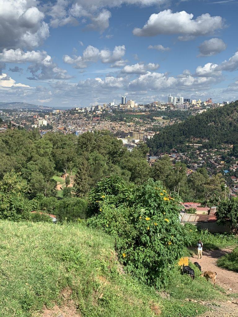 Kigali, Rwanda skyline