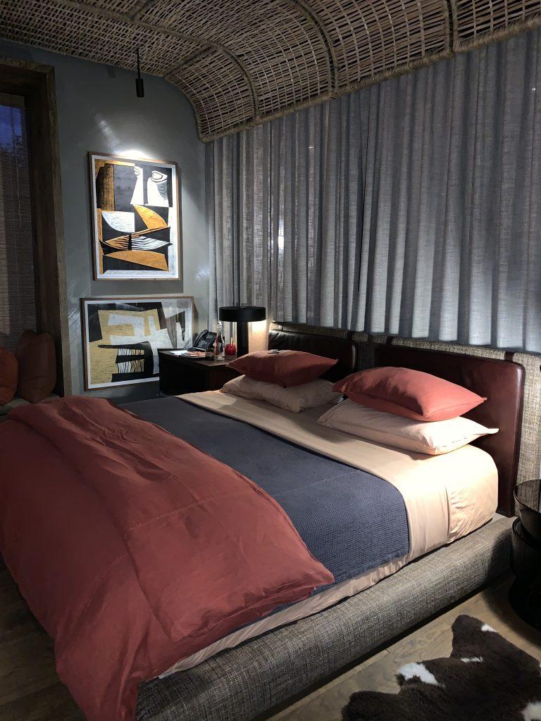 Suite at Singita's Kwitonda Lodge