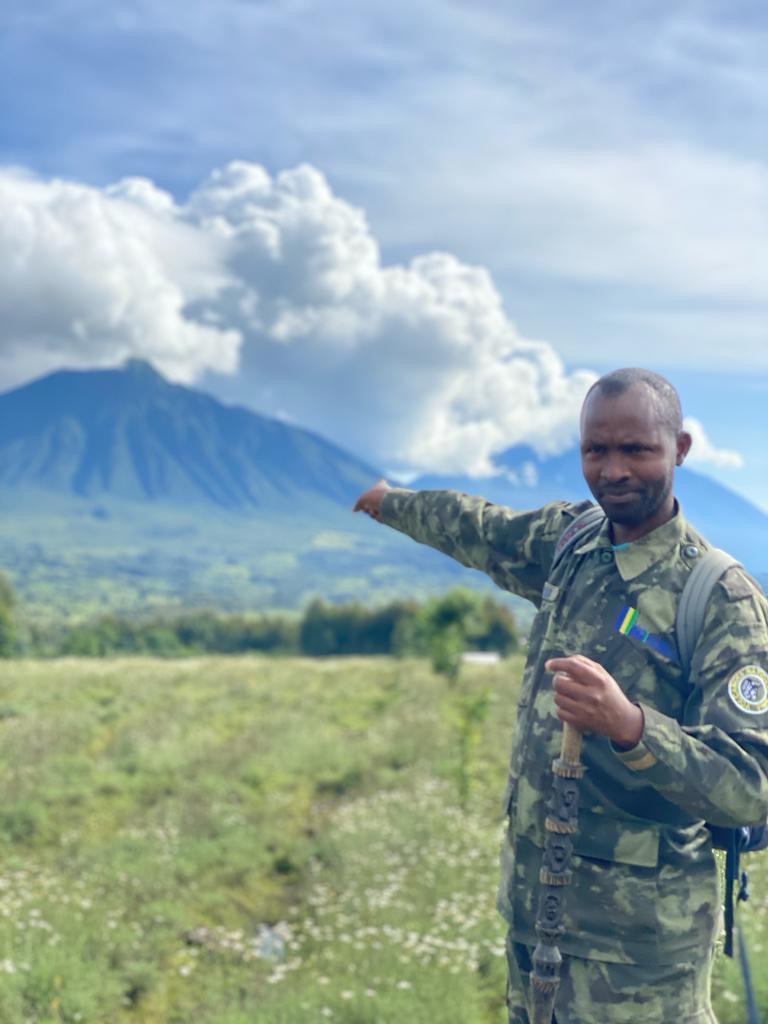 Rwanda views and mountains