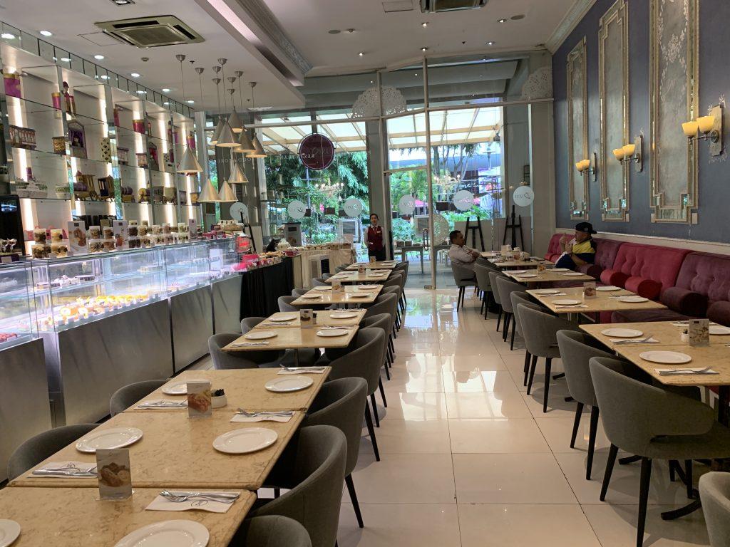 Bizu Patisserie and Cafe Manila