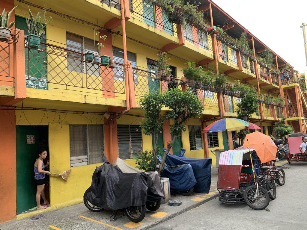 Santa Ana Manila houses