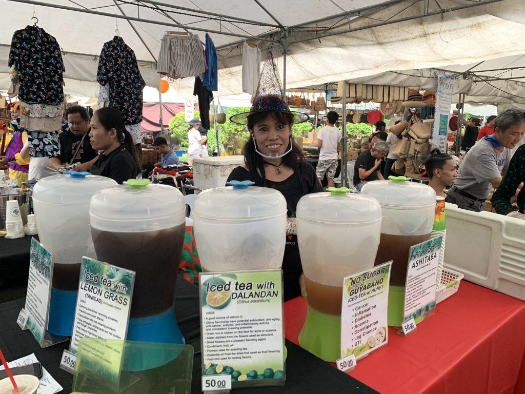 Legazpi Market Manila