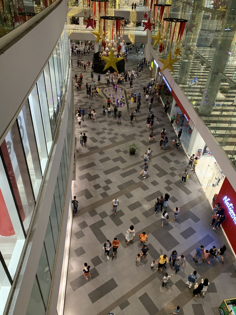 Mall in Philippines