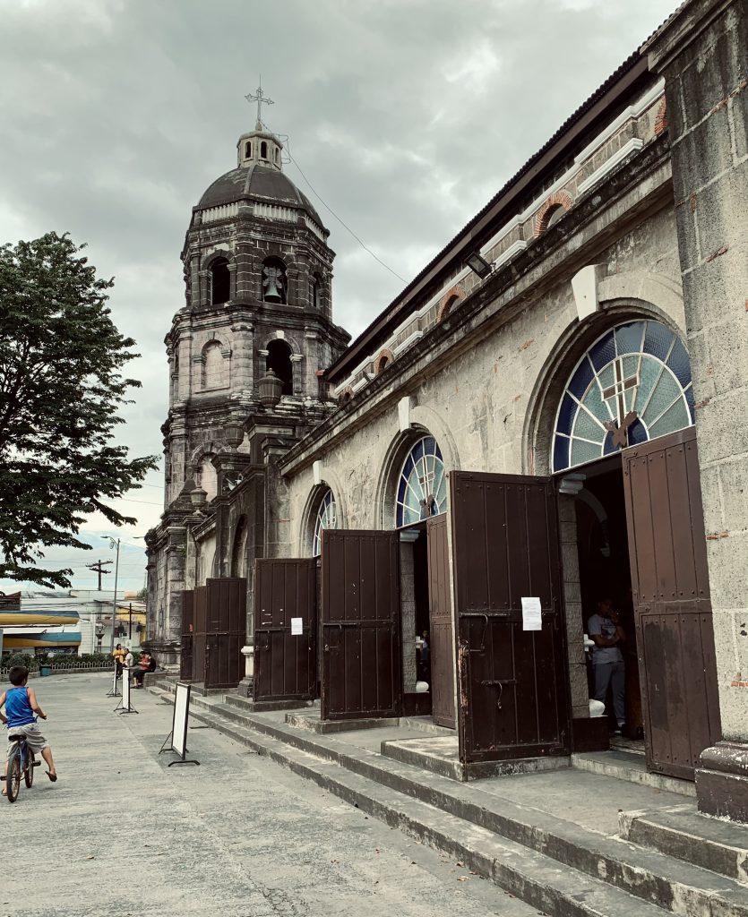 Santa Ana Church, manila
