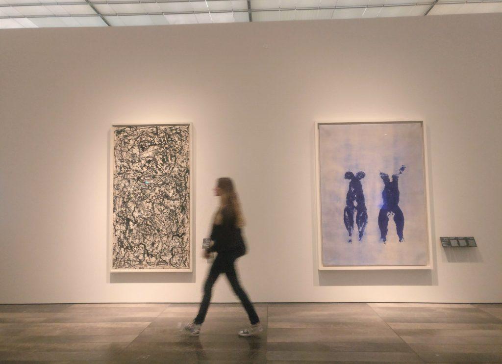 Art at Louvre Abu Dhabi