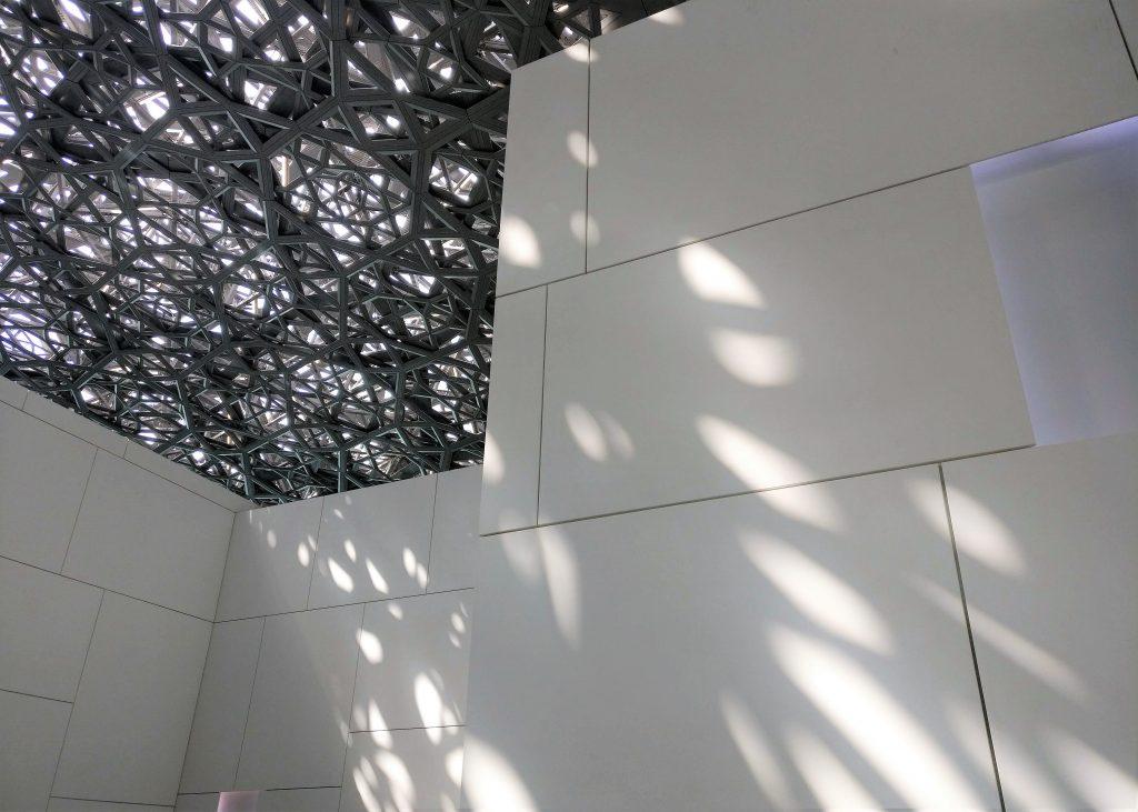 Louvre Abu Dhabi detail