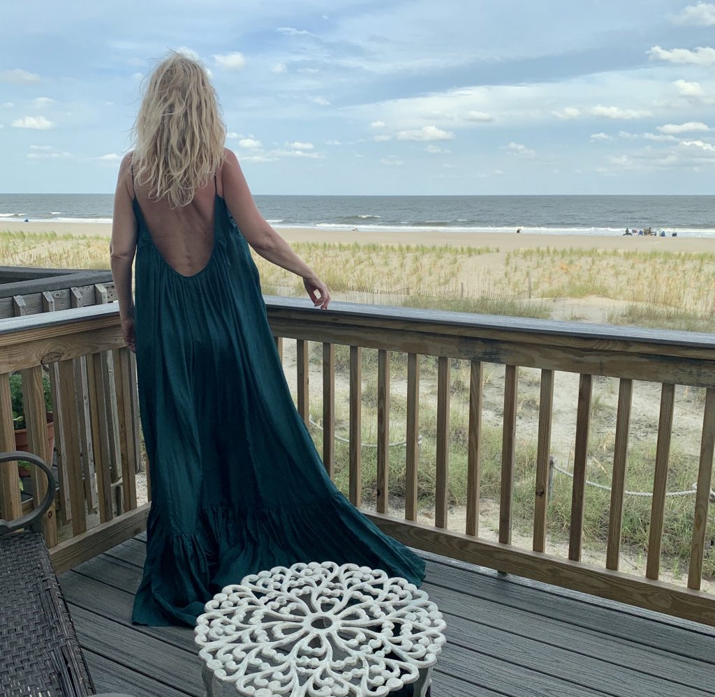 Poem for the soul. Tijana at Tybee Island