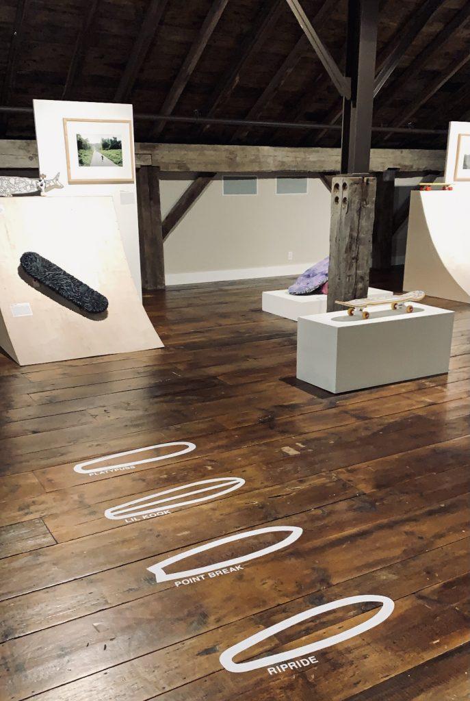 Skate show Highlands – The Bascom Art Center