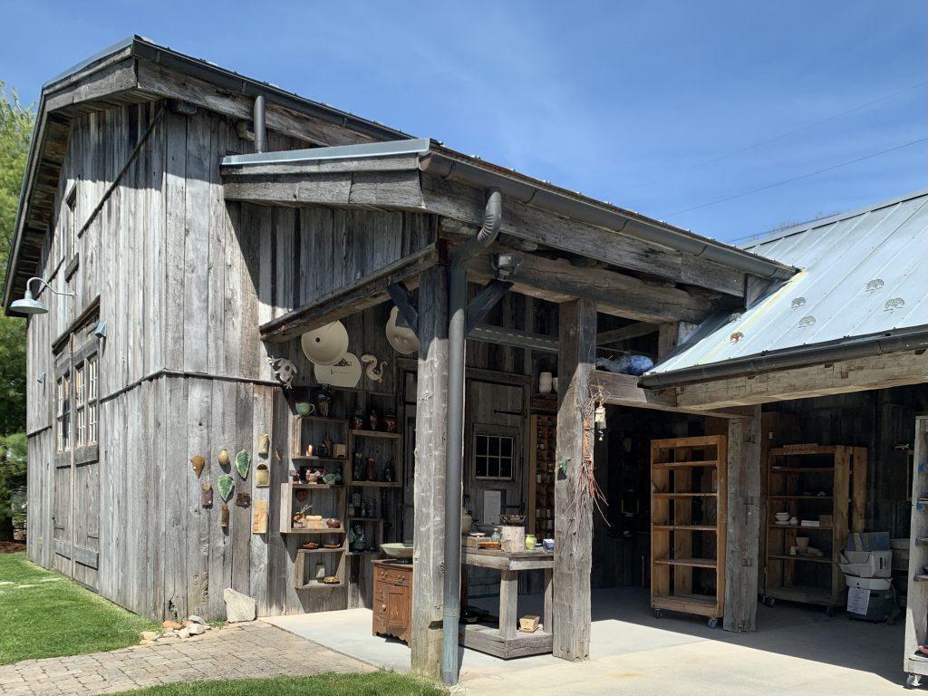 Highlands – The Bascom Art Center Pottery studio