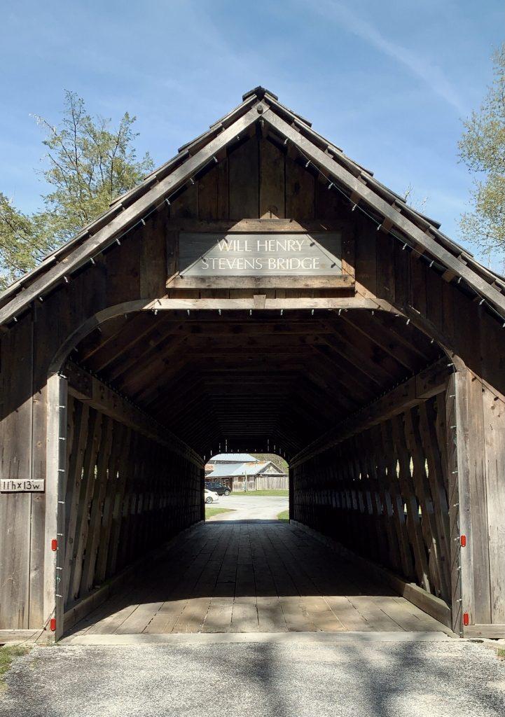 Highlands - Will Henry Stevens Bridge