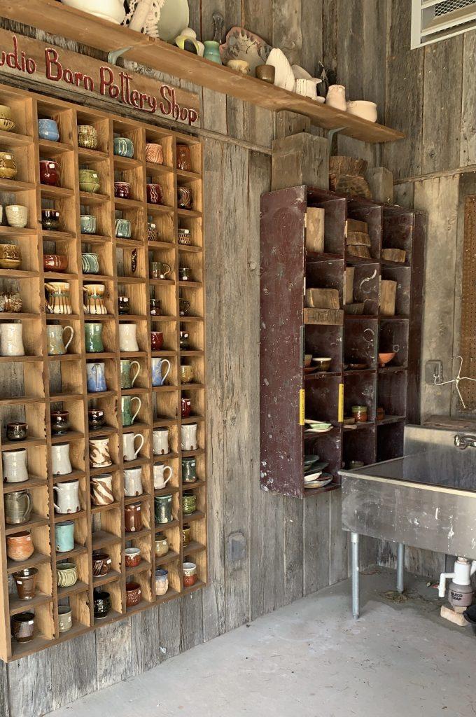 Cups in Highlands – The Bascom Art Center