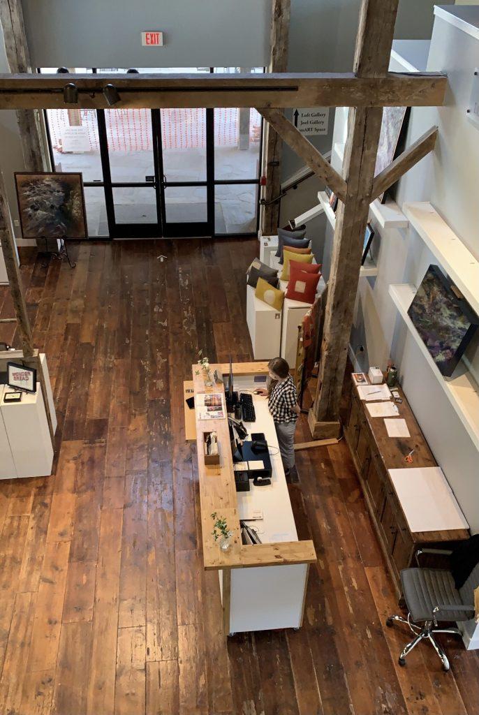 Entrance Hall Highlands – The Bascom Art Center