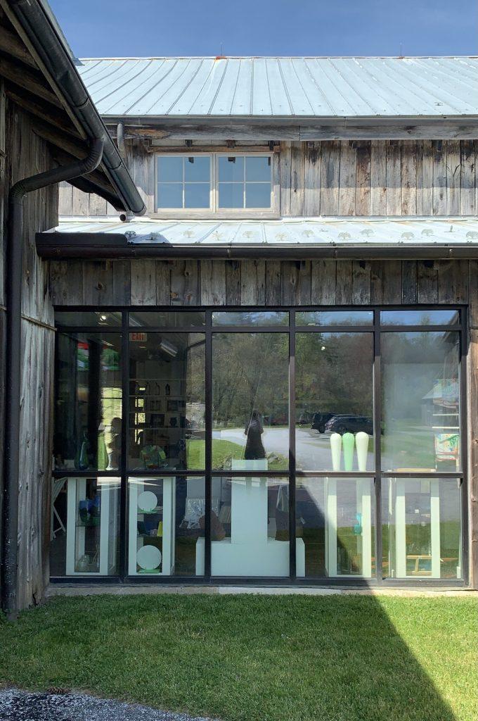 Highlands – The Bascom Art Center Building